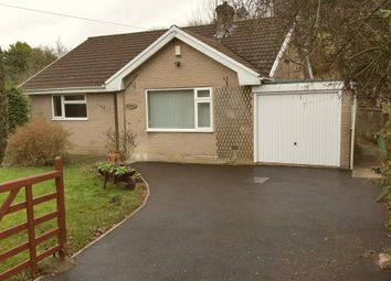 Thumbnail 3 bed detached bungalow to rent in Valley Road, Lydbrook