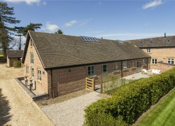 Thumbnail 4 bed terraced house for sale in Wolford Fields Barns, Little Wolford, Shipston-On-Stour, Warwickshire