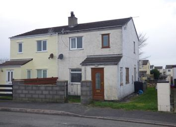 Thumbnail 3 bed semi-detached house for sale in Gaerwen Uchaf Estate, Gaerwen, Sir Ynys Mon, Anglesey