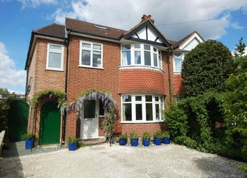 Thumbnail 4 bed semi-detached house for sale in Lawrence Road, Hampton