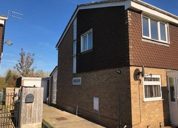 Thumbnail 2 bed maisonette to rent in Yewtree Court, Abington, Northampton
