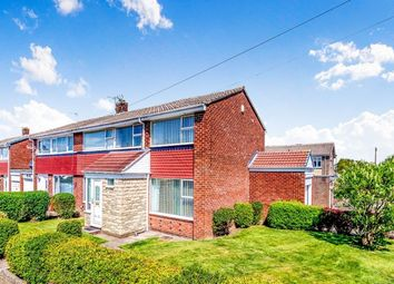 Thumbnail 5 bed semi-detached house for sale in Elgar Avenue, Chapel House, Newcastle Upon Tyne
