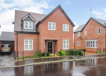 Lelleford Close, Long Lawford, Rugby CV23. 4 bed detached house for sale