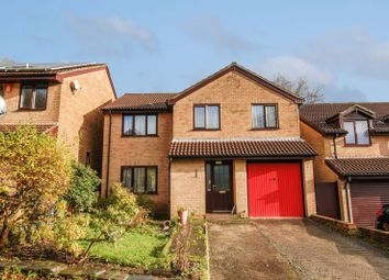 Thumbnail 4 bed detached house for sale in Horswell Close, Plympton, Plymouth