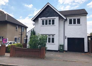 Thumbnail 4 bedroom detached house to rent in Arundel Road, Harold Wood, Romford