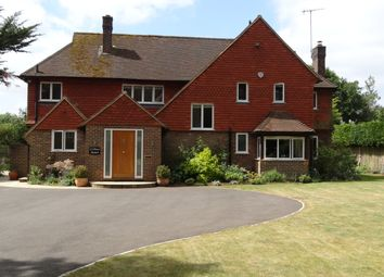 Thumbnail 4 bed detached house to rent in Snowdenham Links Road, Bramley