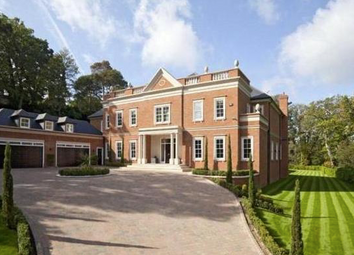 Thumbnail 6 bedroom detached house for sale in Yaffle Road, St George's Hill, Weybridge, Surrey