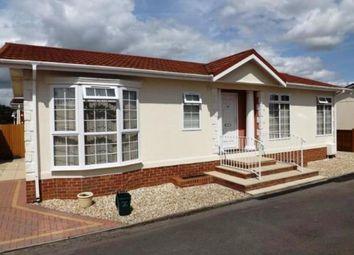 Thumbnail 2 bedroom mobile/park home for sale in Harthurstfield Park, Fiddlers Green Lane, Cheltenham, Gloucestershire