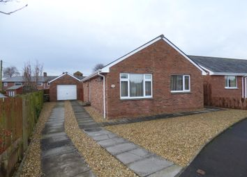 Thumbnail 3 bed detached house for sale in 8 Mackies Drive, Gretna