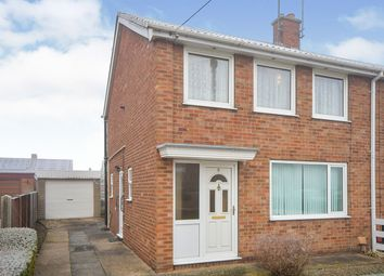 3 bed semi-detached house for sale in Birch Close, North Hykeham, Lincoln, Lincolnshire LN6