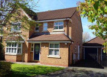 Thumbnail 4 bed detached house for sale in Keats Way, Cottam, Preston, Lancashire
