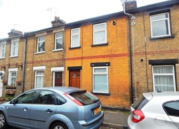 Thumbnail 2 bed terraced house for sale in Charles Street, Sheerness, Kent