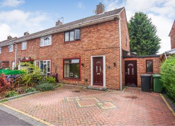 Thumbnail 2 bed end terrace house for sale in Queen Elizabeth Road, Lincoln