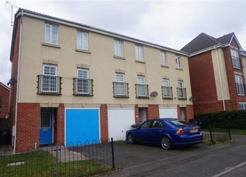 Thumbnail 3 bed town house for sale in York Crescent, Shard End, Birmingham