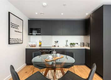 Thumbnail 1 bed flat for sale in Luxe Tower & Eastlight Apartments, 18 Dock Street, London