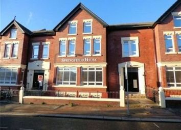 Thumbnail 2 bed flat to rent in Springfield Road, Blackpool, Lancashire