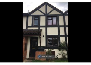 Thumbnail 2 bedroom terraced house to rent in Bridle Road, Hereford