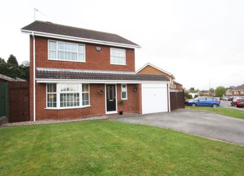 Thumbnail 4 bedroom detached house for sale in Shenstone Drive, Balsall Common, Coventry