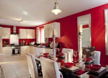 """Thumbnail 4 bed detached house for sale in """"Exeter"""" at Church Close, Ogmore-By-Sea, Bridgend"""