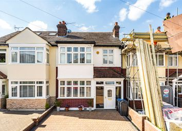 Thumbnail 4 bedroom terraced house for sale in Elsrick Avenue, Morden, Surrey