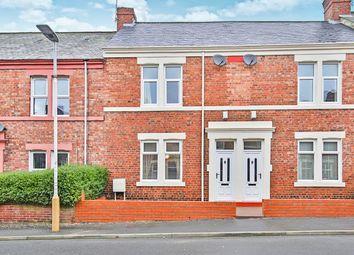 Thumbnail 3 bed terraced house for sale in Villa Place, Bensham, Gateshead