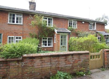 Thumbnail 2 bed terraced house to rent in Dennys Lane, Kelsale, Saxmundham