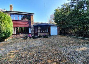 3 bed link-detached house for sale in Warrington Road, Glazebury, Warrington WA3