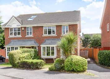 Thumbnail 3 bedroom semi-detached house to rent in Heynes Green, Maidenhead