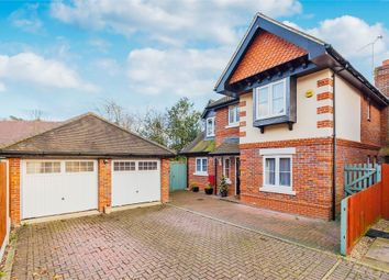 Thumbnail 4 bed detached house for sale in Swallow Fields, Iver Heath, Buckinghamshire