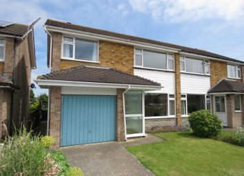 Thumbnail 3 bed semi-detached house for sale in St. Marys Road, Hayling Island