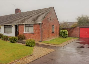 Thumbnail 3 bed semi-detached bungalow for sale in Woodburn Park, Derry / Londonderry