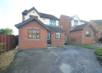 Thumbnail 3 bed detached house for sale in Wilks Croft, Shenley Church End, Milton Keynes