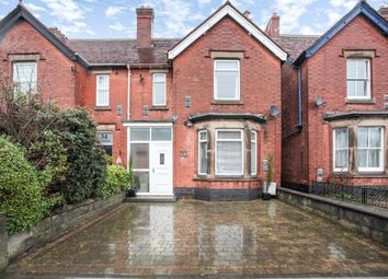 Thumbnail 3 bed semi-detached house for sale in Hospital Street, Tamworth, Staffordshire, .