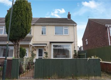 Thumbnail 3 bed semi-detached house for sale in Longfield Road, Grimsby