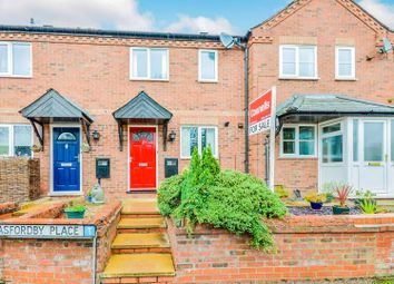 Thumbnail 2 bed terraced house for sale in Asfordby Place, Asfordby, Melton Mowbray