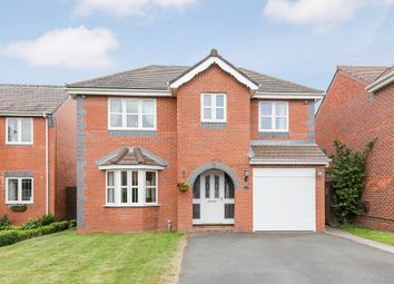 Thumbnail 4 bed detached house for sale in Boraston Drive, Burford