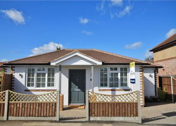 Thumbnail 2 bed detached bungalow for sale in Woodthorpe Road, Ashford, Surrey