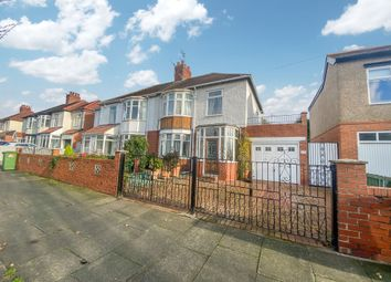 Thumbnail 3 bed semi-detached house for sale in King George Road, South Shields