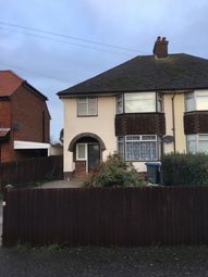Thumbnail 3 bedroom semi-detached house to rent in Exeter Road, Felixstowe