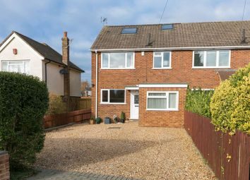 Thumbnail 4 bed semi-detached house for sale in Wycombe Road, Holmer Green, High Wycombe