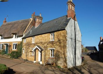 Thumbnail 3 bedroom semi-detached house for sale in The Green, Creaton, Northampton