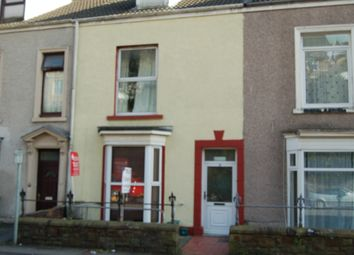 Thumbnail 5 bedroom terraced house to rent in Carlton Terrace, Mount Pleasant, Swansea