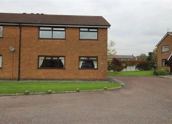 Thumbnail 1 bed flat for sale in Calder Avenue, Longridge, Preston