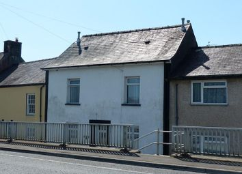 Thumbnail 3 bed terraced house for sale in High Street, Llandovery
