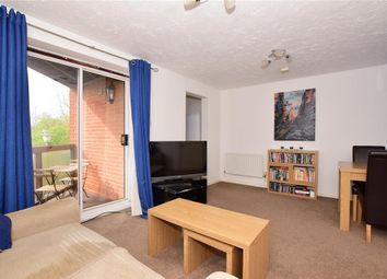 Thumbnail 2 bed flat for sale in Campion Close, Romford, Essex