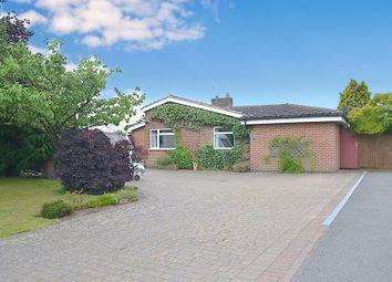 Thumbnail 4 bed bungalow for sale in Bullhurst Lane, Weston Underwood, Ashbourne