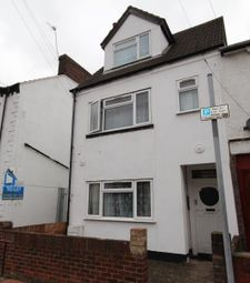 Thumbnail 1 bedroom flat to rent in Clarendon Road, Luton