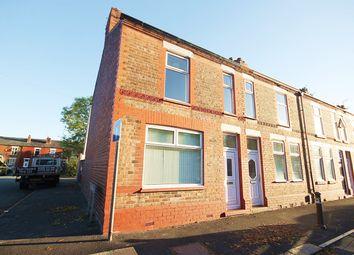 Thumbnail 3 bed terraced house for sale in Elaine Street, Warrington