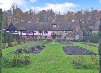 Thumbnail 9 bedroom detached house for sale in Hosey Common Road, Westerham