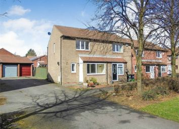 Thumbnail 2 bed semi-detached house for sale in Stonehaven Way, Darlington, Durham